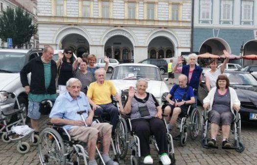 33. setkání Mercedesů v Kolíně
