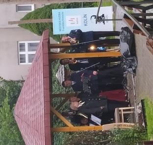 Zahradní slavnosti SeniorCentra Kolín